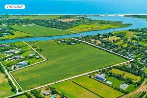 Serenity On Sagg Pond - 40 Acre Waterfront Estate, Bridgehampton