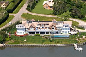 Rose Hill Point:  Uncompromising Waterfront, Water Mill