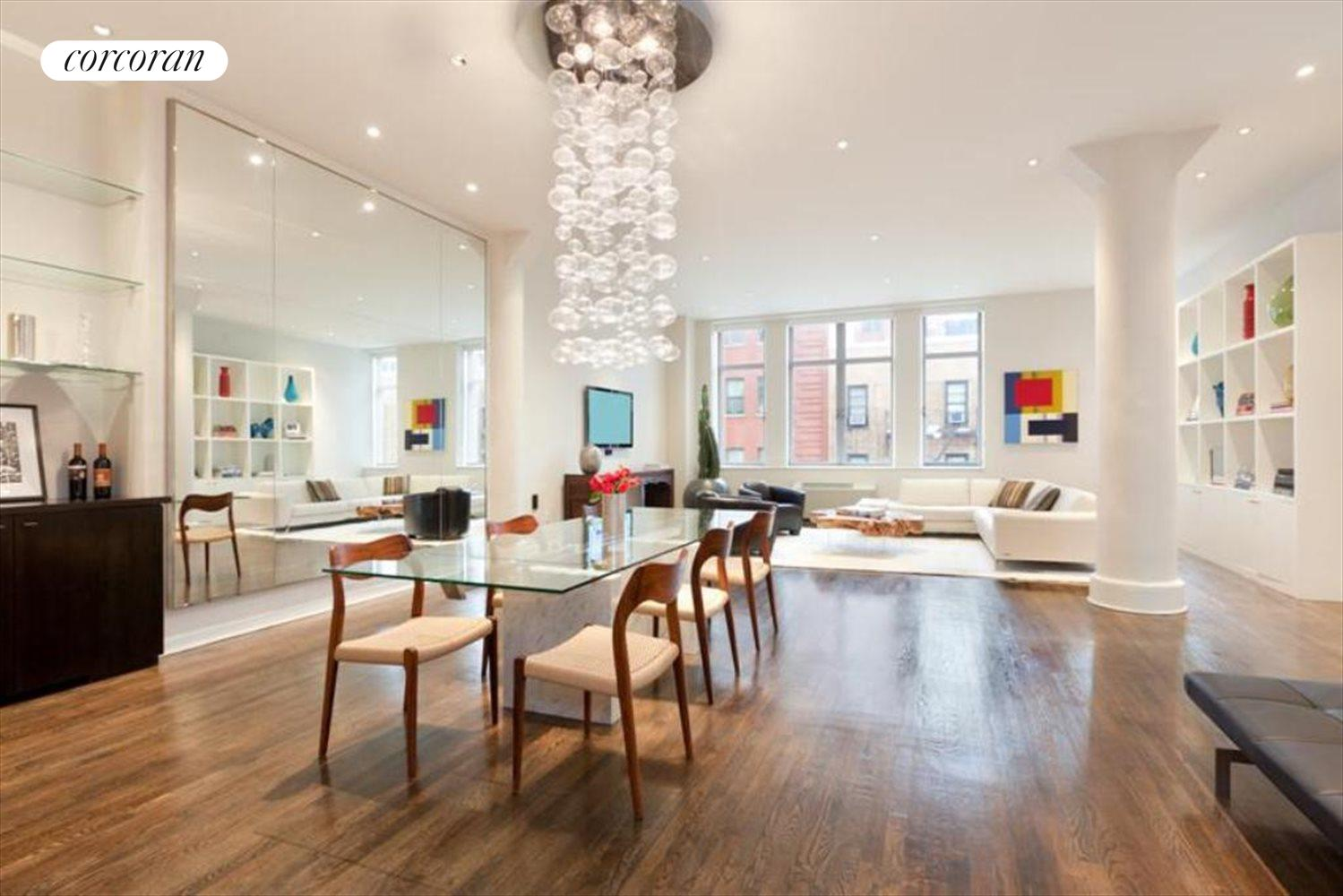 New York City Real Estate | View 252 Seventh Avenue, 5W | 1 Bed, 2 Baths