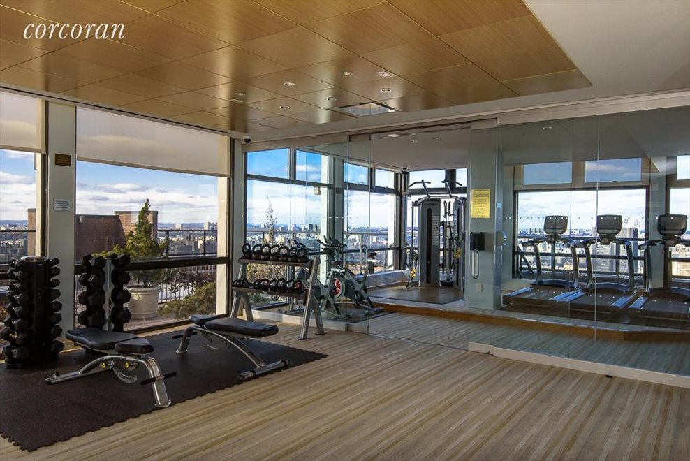 New York City Real Estate | View 45 East 89th Street, #27D | State-of-the-art Fitness Center