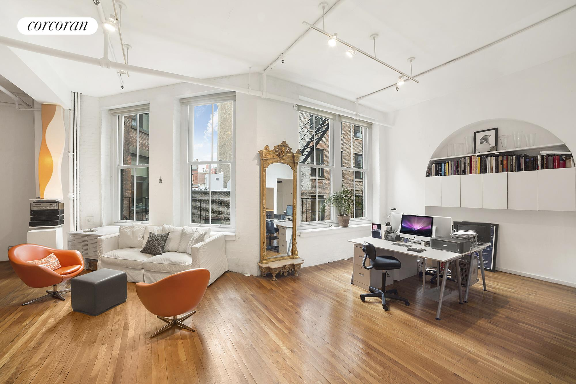 66 Crosby Street, 5F, 4 Brand new oversized double-pane windows