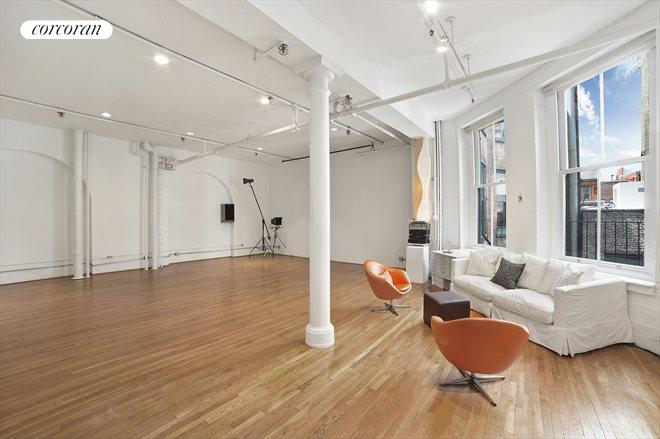 66 Crosby Street, 5F, Open Design Floorplan