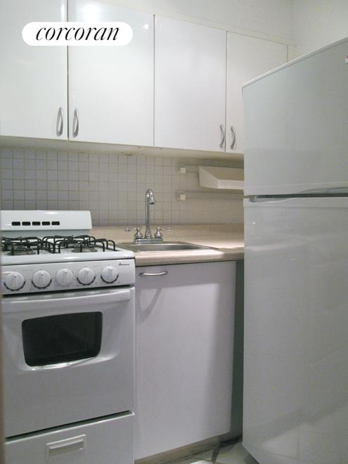105 West 77th Street, 3F, There is an unexposed fireplace behind drywall.