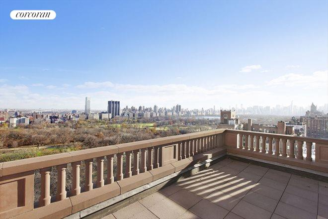 Corcoran 455 central park west apt 23c upper west side for 66 overlook terrace nyc