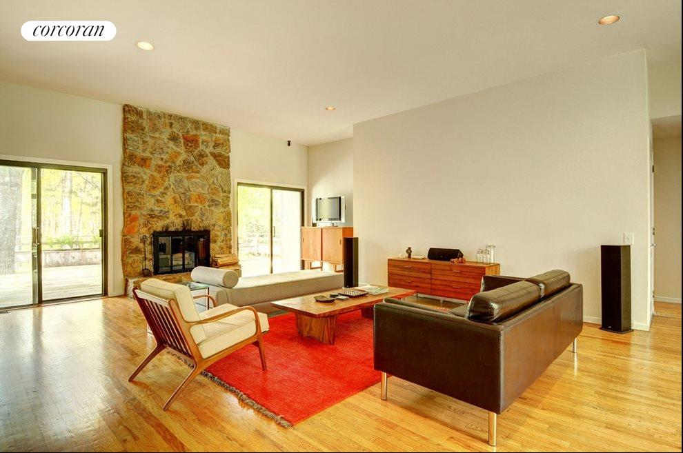 New York City Real Estate | View 18 Shorewood Drive | Second view of living room