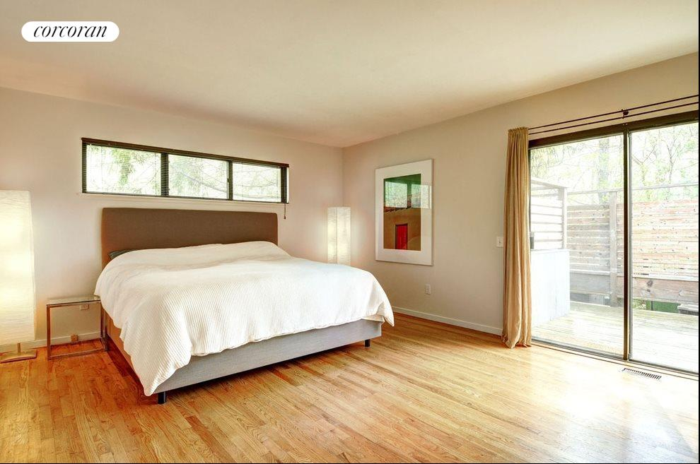 New York City Real Estate | View 18 Shorewood Drive | Master bedroom suite