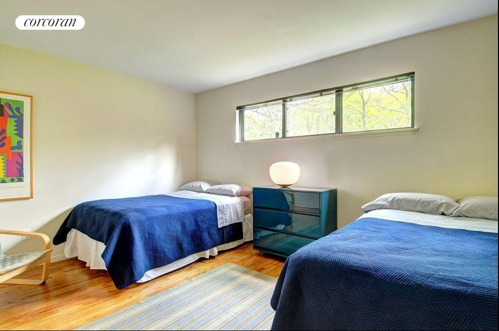 New York City Real Estate | View 18 Shorewood Drive | First guest bedroom