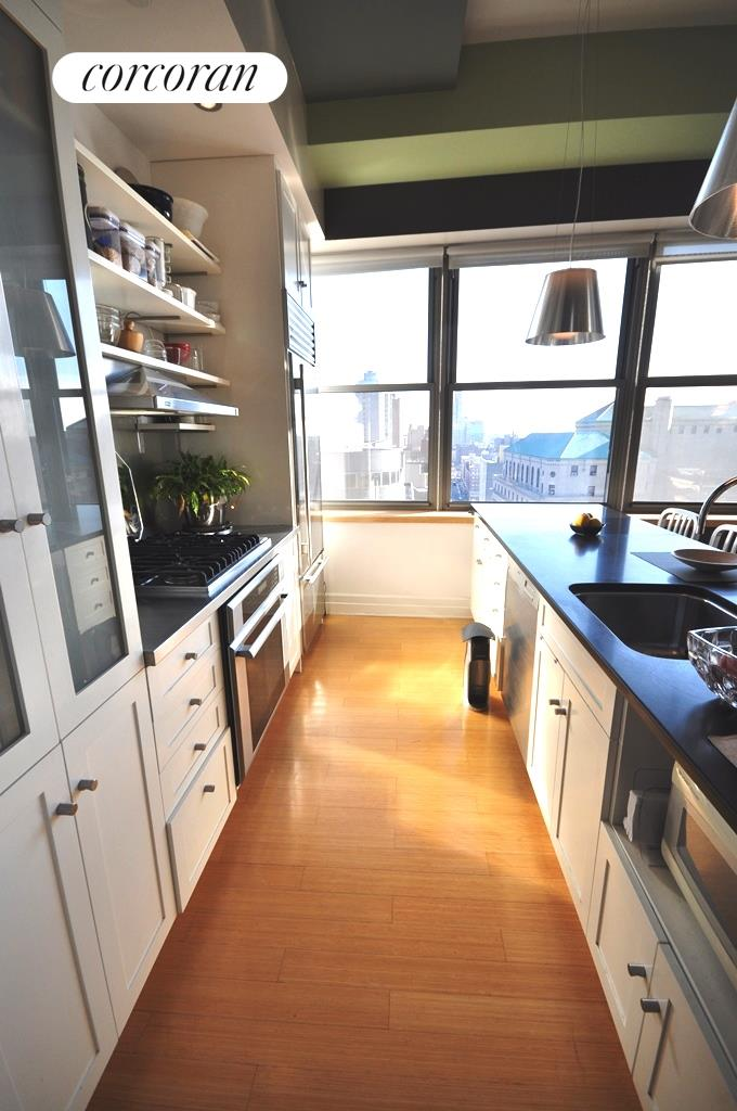 110 Livingston Street, 14N, Kitchen