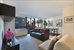 300 East 62nd Street, 704, Spacious Living Room with Balcony