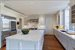 135 East 79th Street, PH 17E, Windowed Kitchen with Custom Fixtures