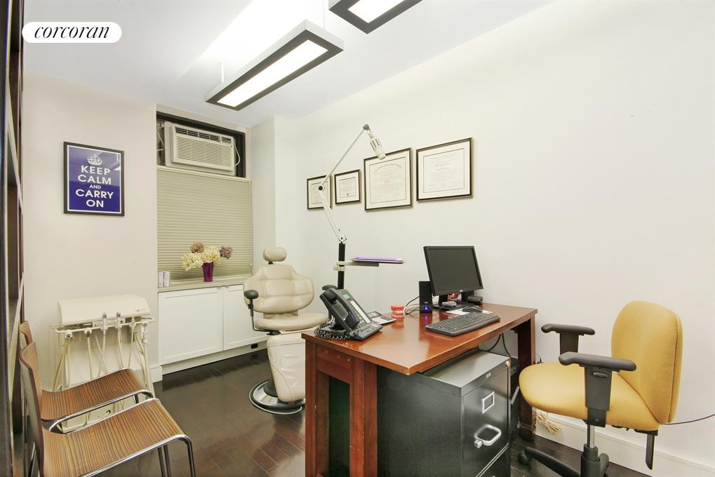 277 West End Avenue, 1B, Operatory with room for three treatment chairs