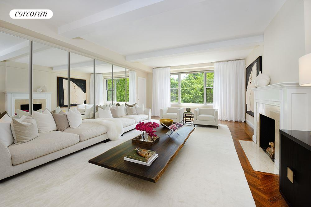 45 Gramercy Park North, 5B, Living Room