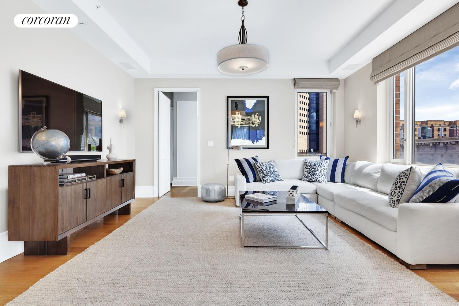 21 East 96th Street, 6FL, Living Room