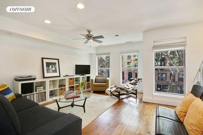 New York City Real Estate | View 345A Grand Avenue, #A | Living Room