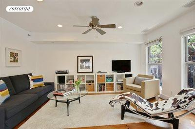New York City Real Estate | View 345A Grand Avenue, #A | 2 Beds, 1 Bath