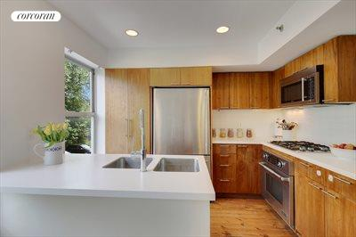 New York City Real Estate | View 345A Grand Avenue, #A | Kitchen