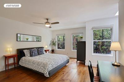New York City Real Estate | View 345A Grand Avenue, #A | Master Bedroom