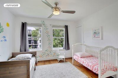 New York City Real Estate | View 345A Grand Avenue, #A | Second Bedroom