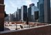 251 East 51st Street, 3F, Roofdeck w/ lounge chairs - views of Chrysler Bldg