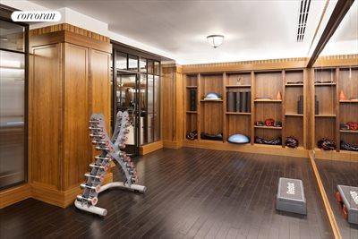 New York City Real Estate | View 141 West 11th Street | Fitness center managed by La Palestra