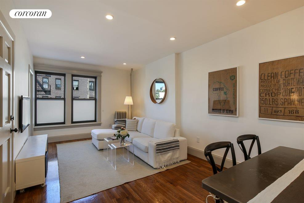 Spacious Living and Dining in Both Units