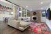 720 Greenwich Street, 1J, Living Room