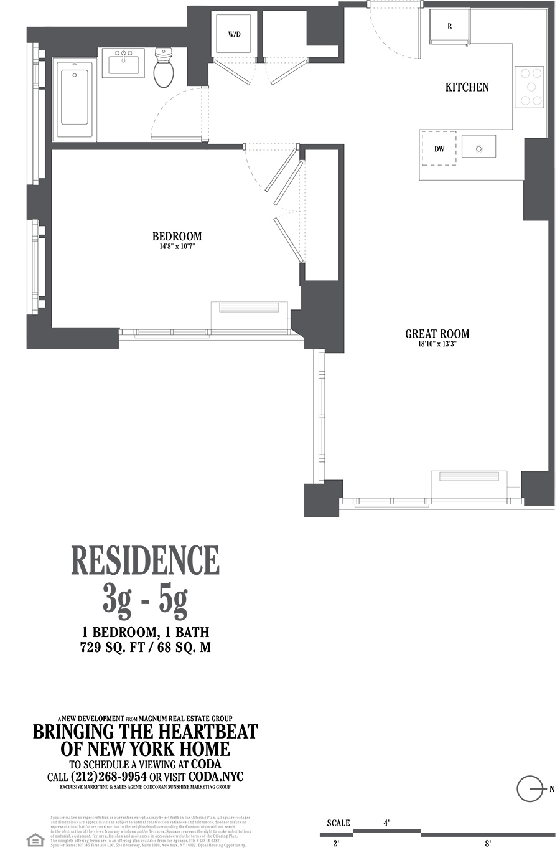 Corcoran CODA 385 First Avenue Gramercy Real Estate Manhattan