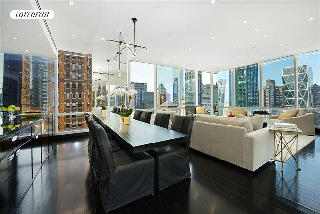 157 West 57th Street, 39C, Dining Room
