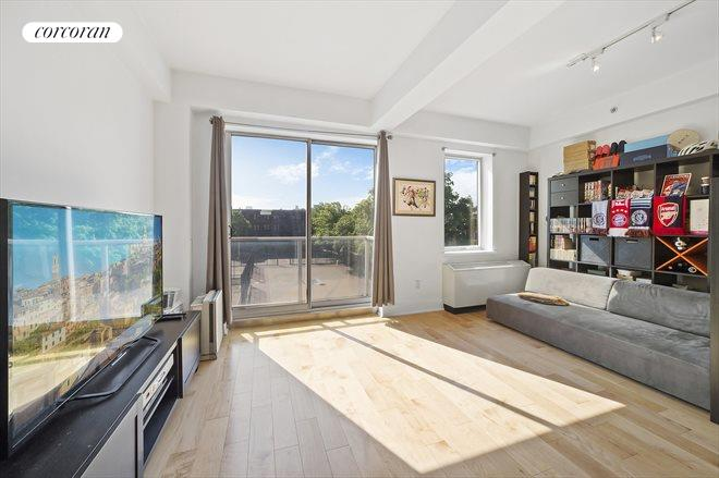 343 4th Avenue, 4G, Sun-drenched living