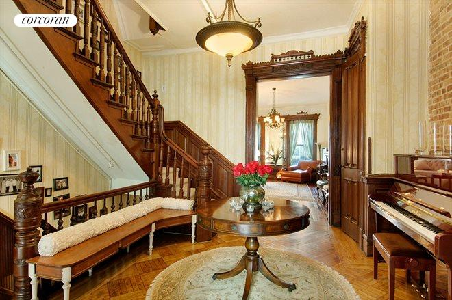 Corcoran 345 west 121st street upper west side real for Upper west side townhouse for sale