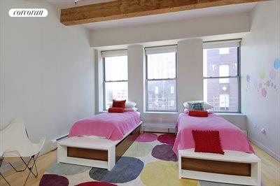 New York City Real Estate | View 532 West 22nd Street, 4C | Bedroom