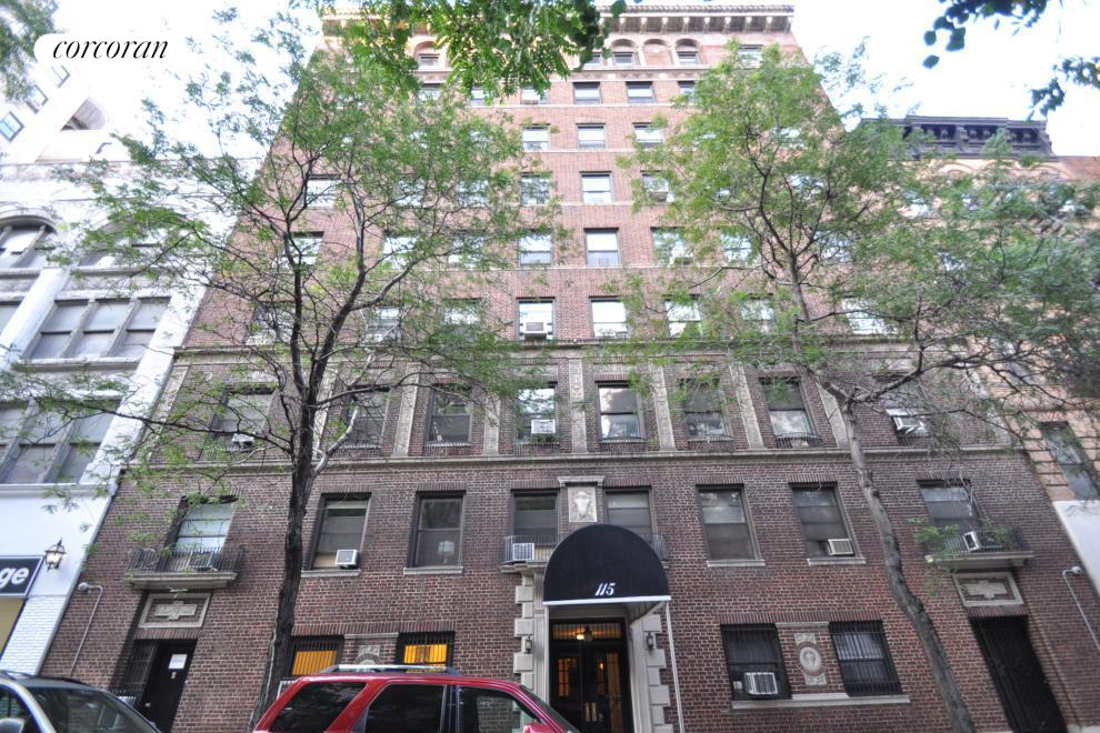 115 East 82nd Street, 1B, Building Exterior