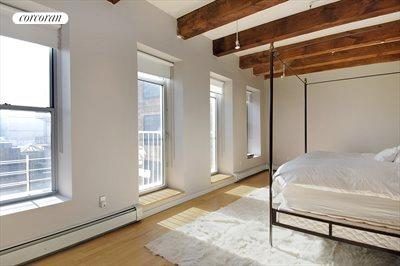 New York City Real Estate | View 532 West 22nd Street, 4C | Master Bedroom
