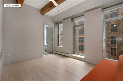 New York City Real Estate | View 532 West 22nd Street, 4C | 3rd Bedroom