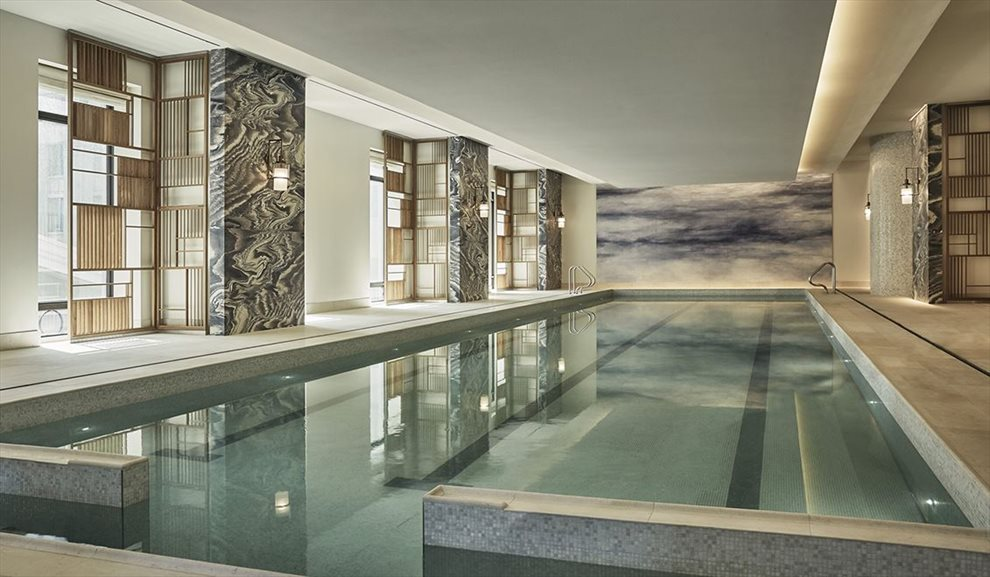 New York City Real Estate | View 30 PARK PLACE, #PH82 | Pool