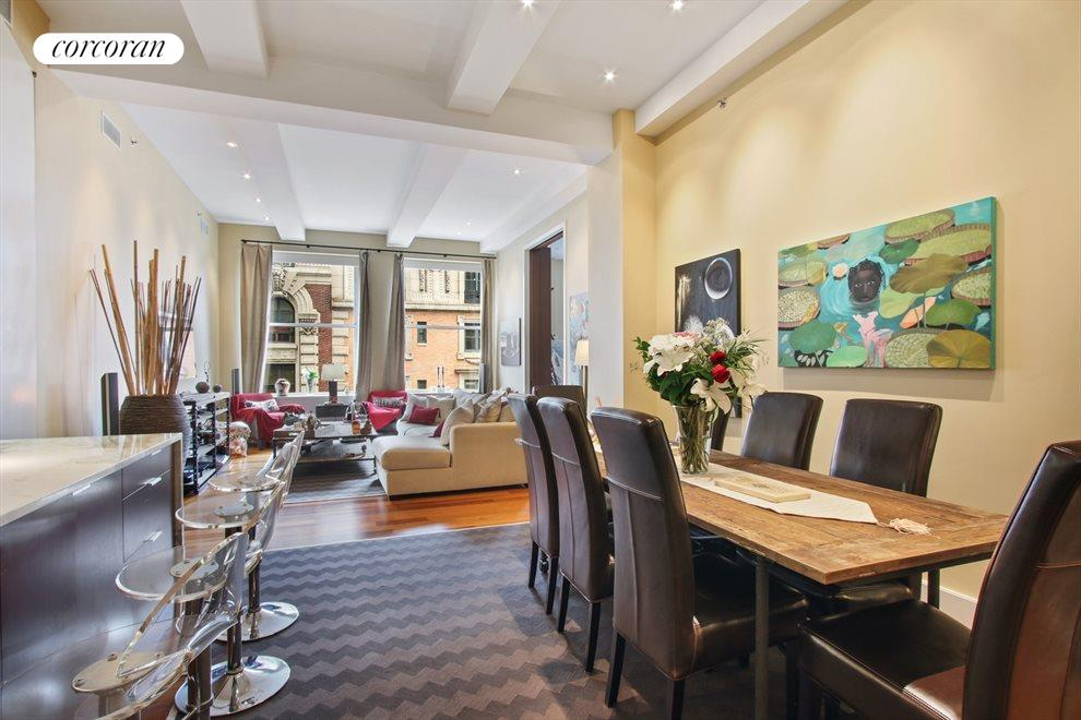 New York City Real Estate | View 15 East 26th Street, #9E | Dining Room
