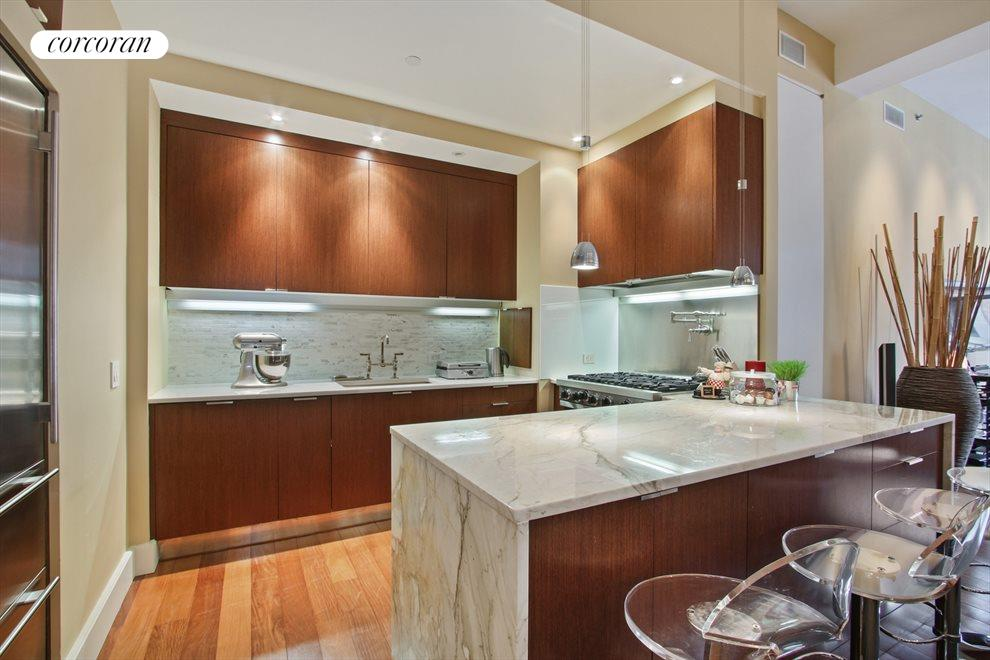 New York City Real Estate | View 15 East 26th Street, #9E | Chef's Kitchen