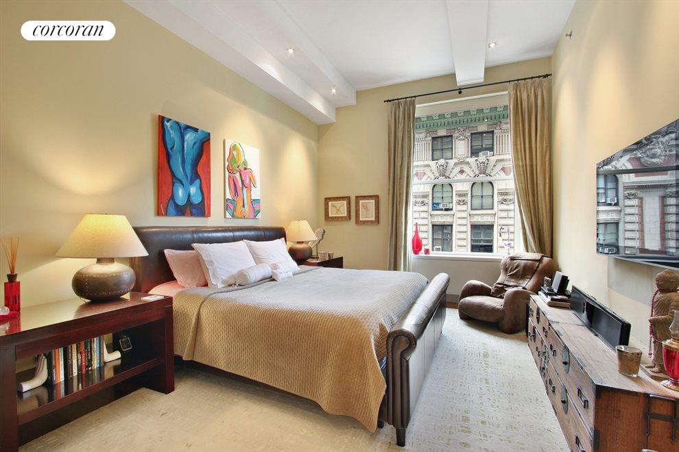 New York City Real Estate | View 15 East 26th Street, #9E | Master Bedroom