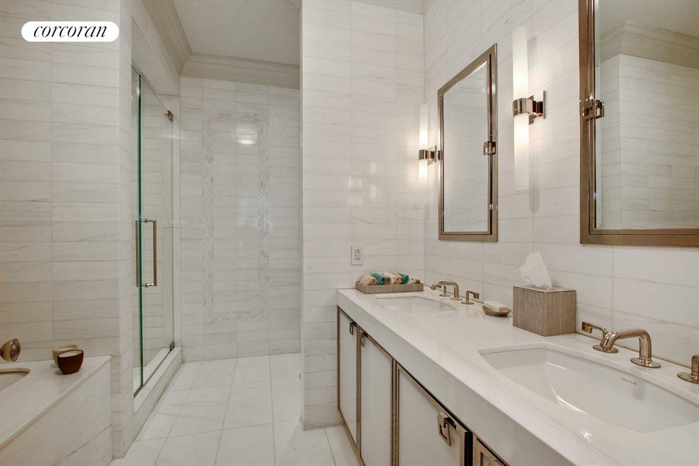 New York City Real Estate | View 15 East 26th Street, #9E | Master Bathroom Suite