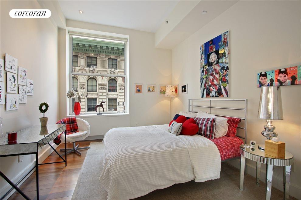 New York City Real Estate | View 15 East 26th Street, #9E | 2nd Bedroom
