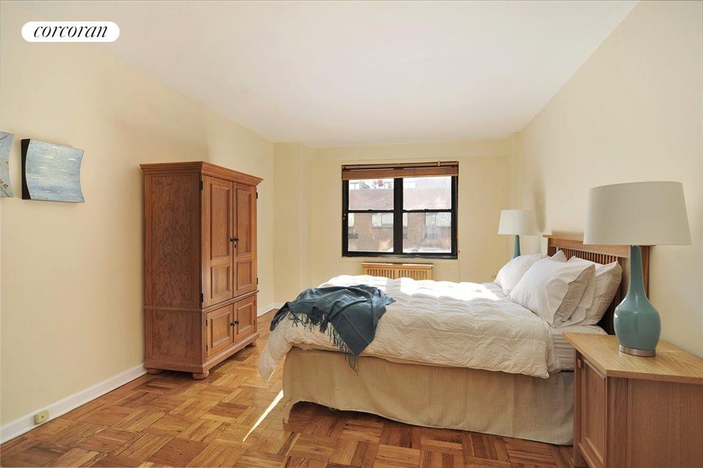 Abundance of space in Bedroom