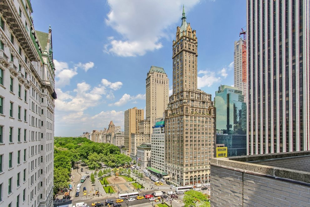 New York City Real Estate | View 4 West 58th Street, #Floor 11 | Grand Army Plaza