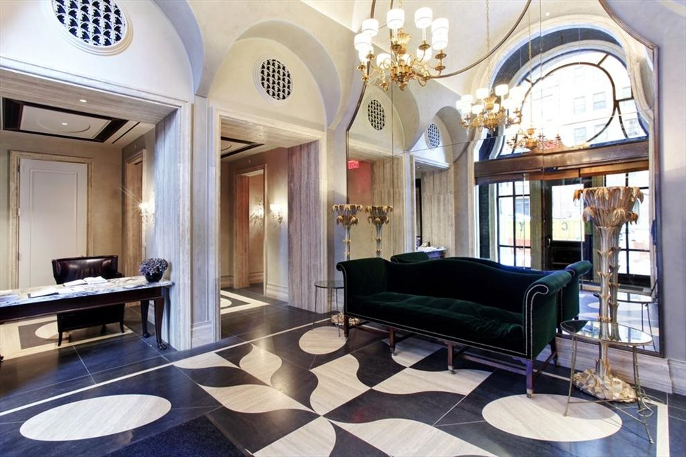 New York City Real Estate | View 135 East 79th Street, #PH 19W | Intimate 24-hour Attended Lobby
