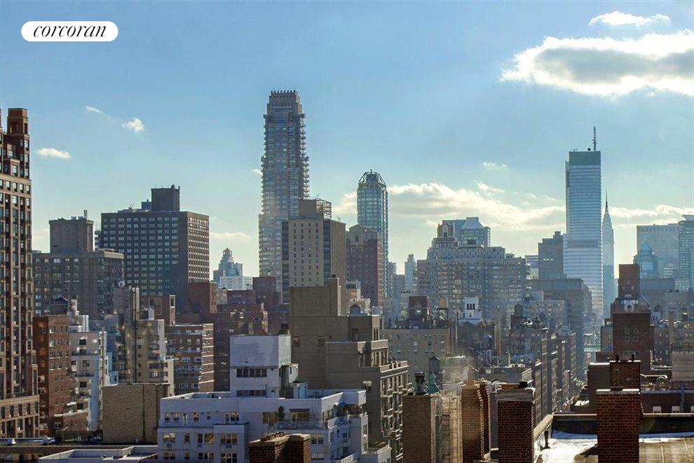 New York City Real Estate | View 135 East 79th Street, #PH 19W | Open City Views to the South