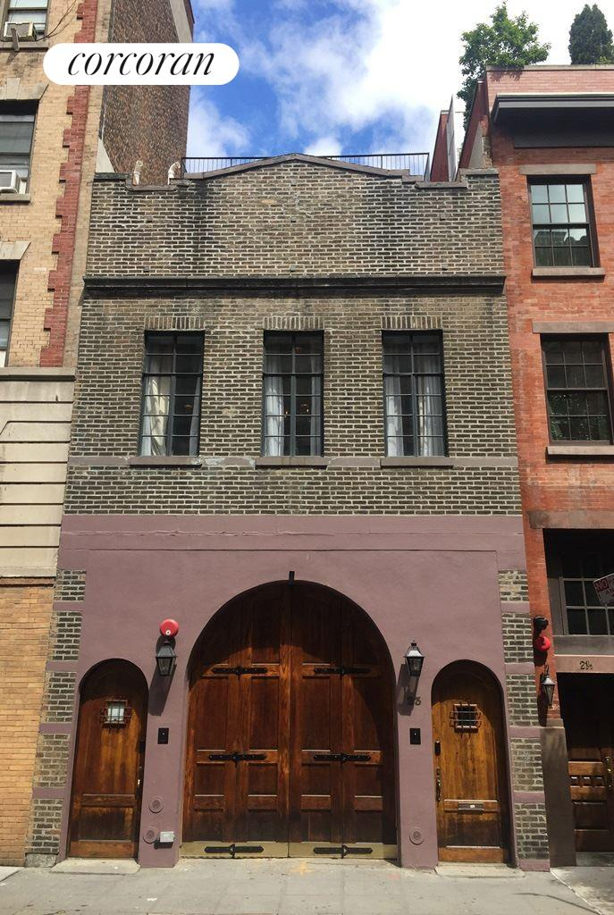 Single Family Home for Sale at 23 Cornelia Street 23 Cornelia Street New York, New York 10014 United States