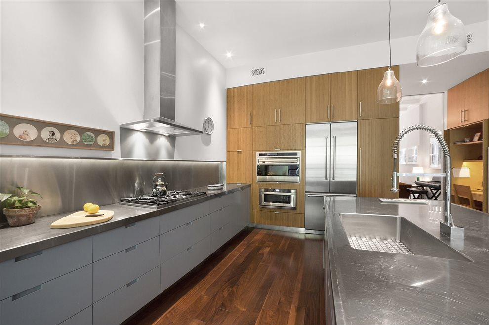 Large Open Kitchen with tremendous storage