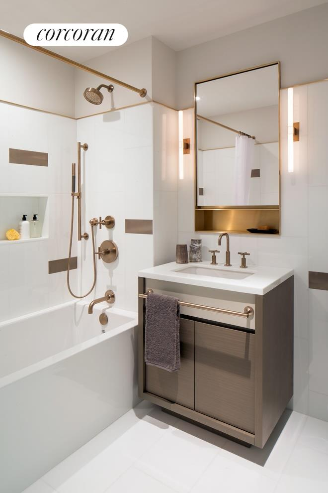 305 East 51st Street, 5B, Bathroom