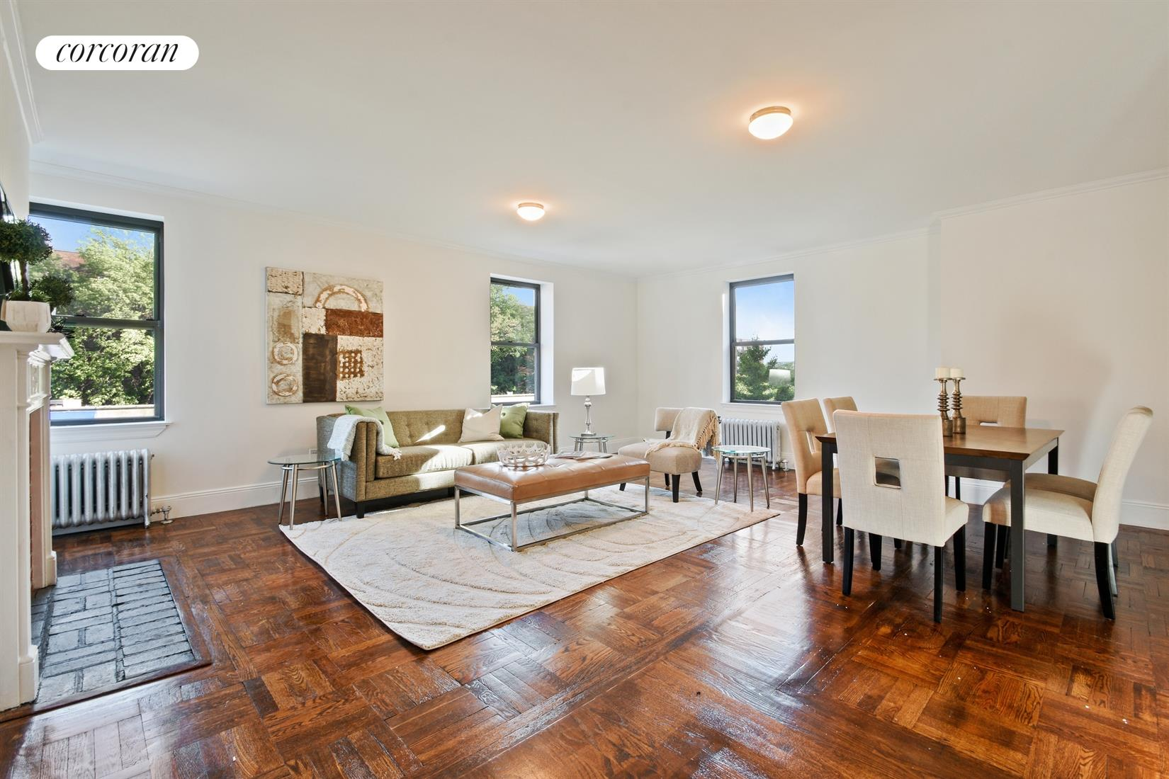 148-09 Northern Boulevard, 3A, Living Room