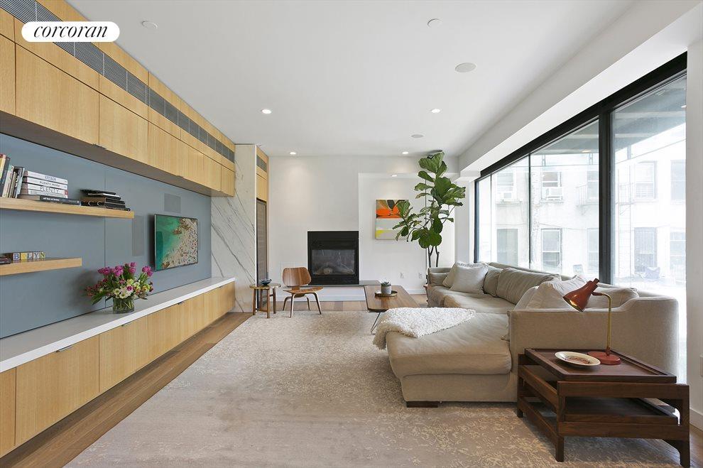 Loft like Living Room
