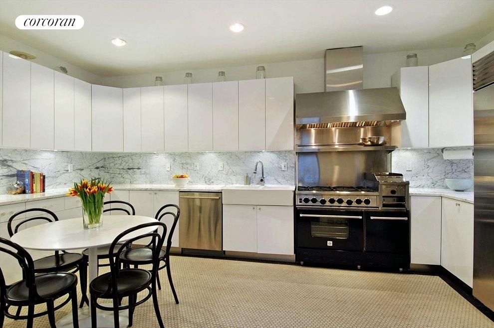 New York City Real Estate | View 35 NORTH MOORE ST, #3B | Eat-in Kitchen